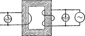 Повышающий трансформатор