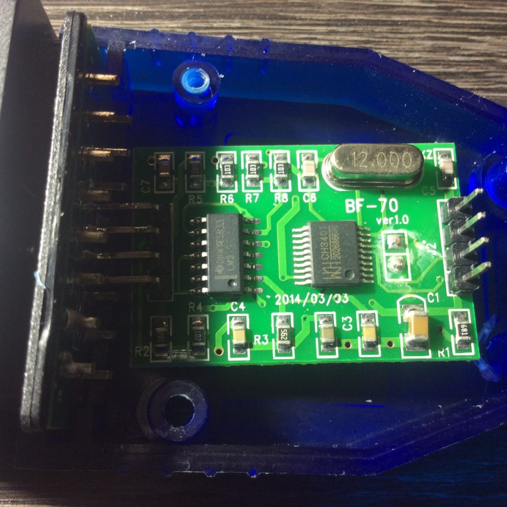 KKL VAG COM 409.1 чип CH340T