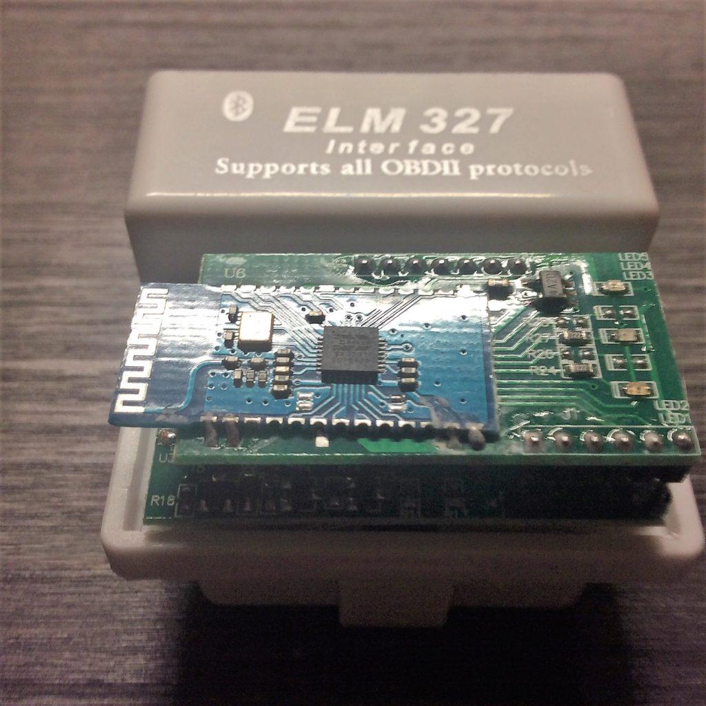 EML 327 v.1.5 цвет белый