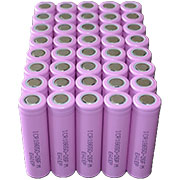 Аккумуляторная батарея 18650 mAh. Заявленная емкость 2600mAh. Емкость соответствует. Это лучшее предложение: цена-качество. Данный комплект батарей неоднократно использовался для сборок акб для гироскутеров и сигвеев.